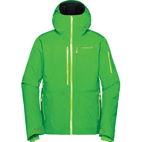 Norrøna Lofoten Jacket Men green
